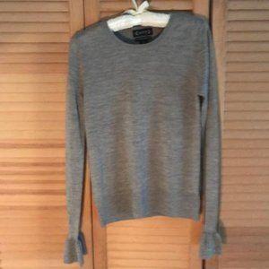 Nanette Lepore 100% merino wool knit Sweater S